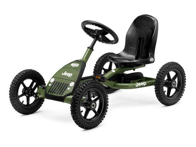 Веломобиль Berg Jeep Junior K