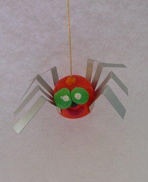 Как сделать дом для паука из коробки 47
